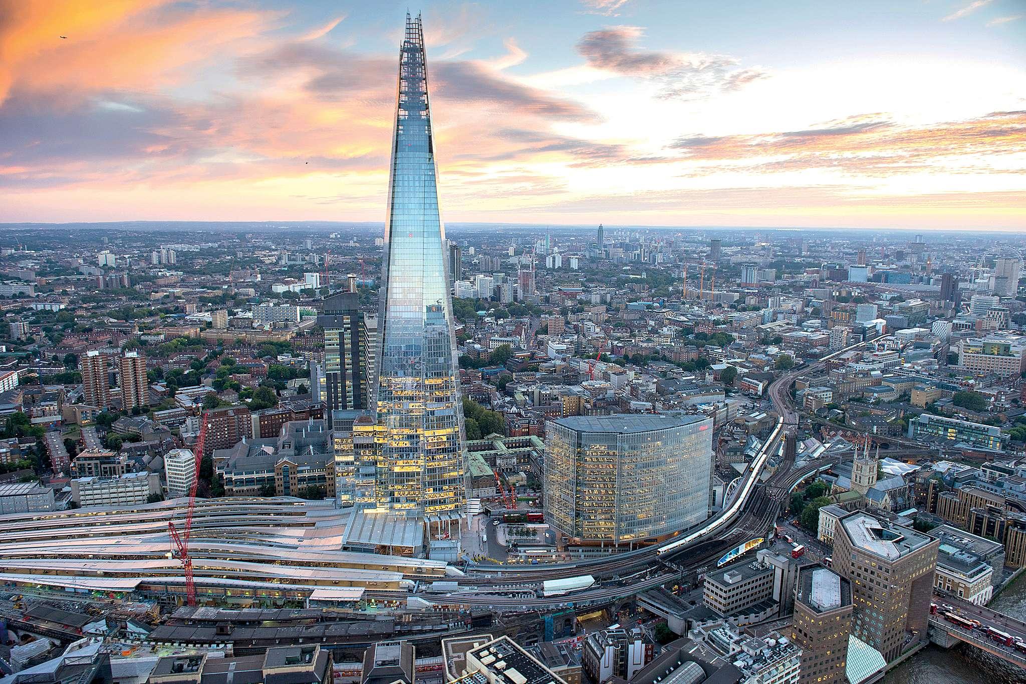 london britains tallest building - 900×566