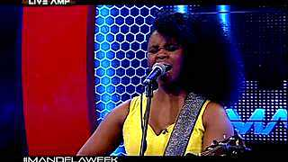 Zahara ft. Mzwakhe Mbuli - Mandela