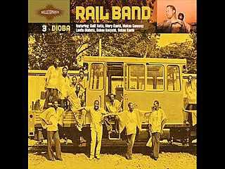 Rail Band w/Mory Kante - Wale Numa Lombaliya