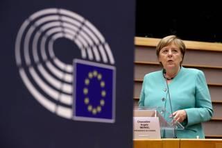 Angela Merkel českou prezidentkou?