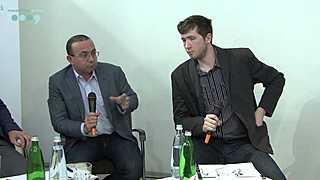 Masarykovy debaty: EU a krymská krize