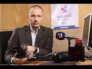 Debata prezidentských kandidátů na Radiožurnálu