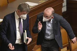 Ruský zájem ve vládě?