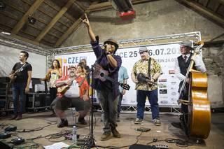 Ukulele festival, Unětice, 2015
