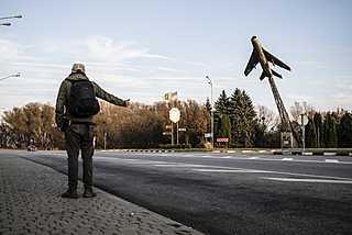 Ukrajina listopad 2014