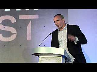 Yanis Varoufakis: The Future of Europe 5/6