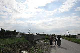 Gruzie, Tcerovani, 2014