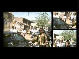 Amadou & Mariam - Beaux Dimanches - Dimanche Ă Bamako (Clip Officiel)
