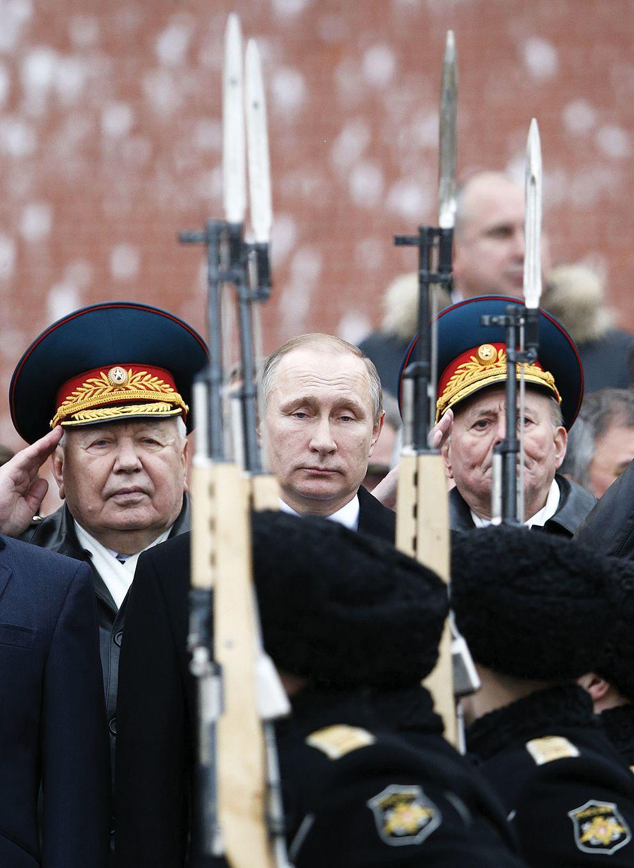 Rusko je lotr, Čína je kolega, který chce vládnout