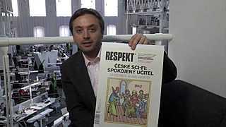 Ondřej Kundra představuje Respekt 14/2014
