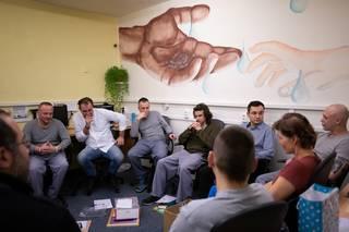 Setkání obětí a pachatelů, věznice Vinařice