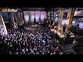 BERLIN LIVE 2011 - Einstürzende Neubauten, Caspar Brötzmann Massaker, Wire [ZDFKultur]