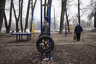 Ukrajina Kachalka 2014