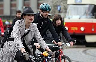 Proč ředitel dopravní policie nemá rád cyklisty