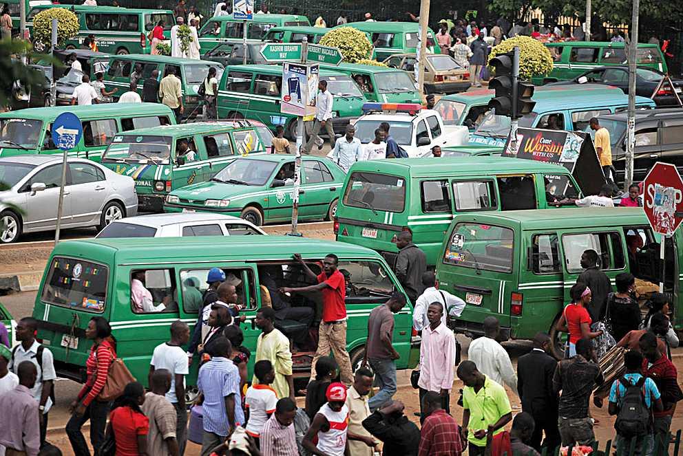 Připojení Nigérie