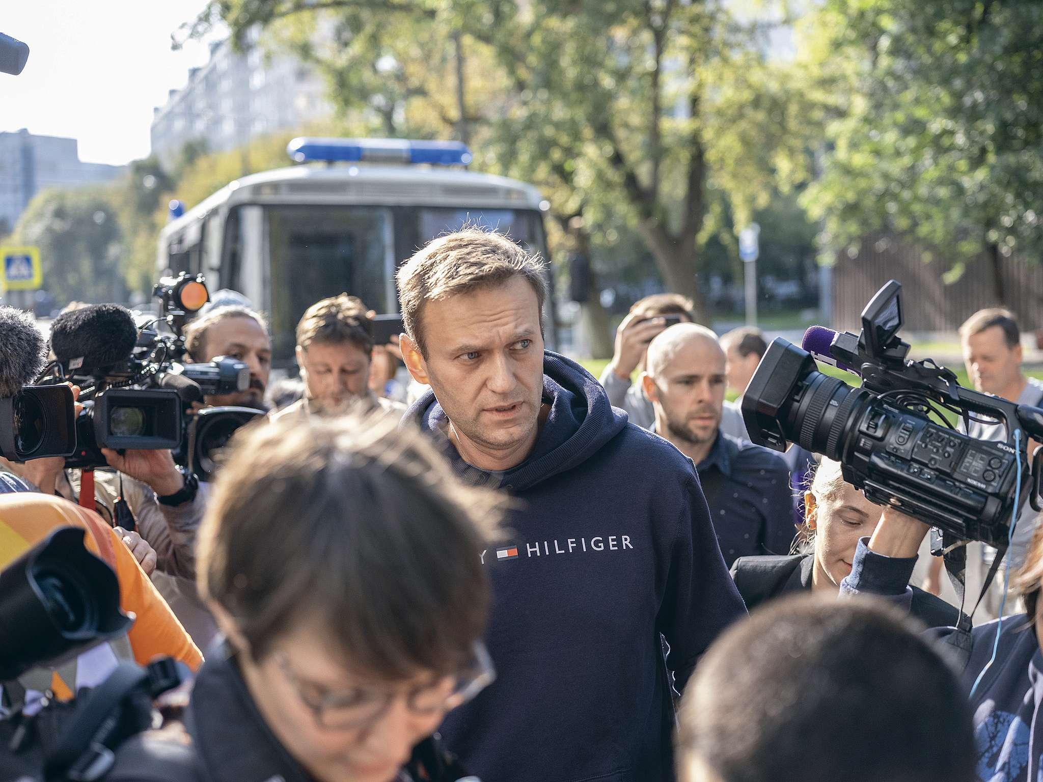 Má Navalnyj skutečně šanci porazit Putina?