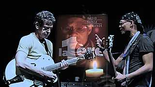 Fernando Saunders - Jesus (featuring LOU REED) - ( New Mix version - Pay My Respect to Lou Reed)