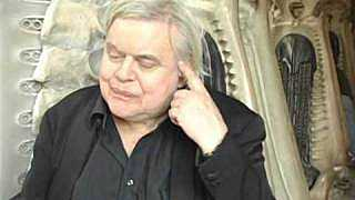 HR Giger interview Gruyeres Switzerland