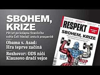 Erik Tabery představuje Respekt 38/2013