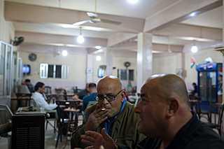 Café Central, Ammán, Jordánsko