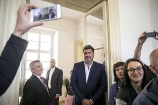 Zápis z Nejedlého schůzky v Moskvě: Zeman a Putin jsou klíčoví pro prohloubení vztahů