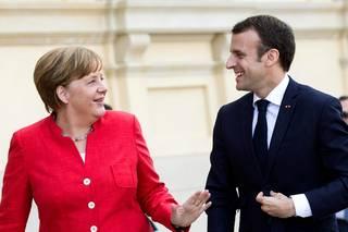Evropský motor se zadřel. Macron pořád něco říká, Němci nevidí, neslyší