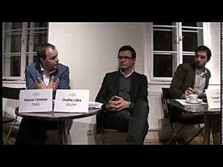 Předvolební debata: Budoucnost českého vzdělávání