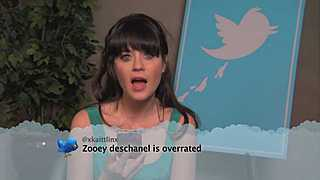 Celebrities Read Mean Tweets #2