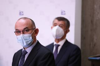 Úřad vlády požádal SÚKL o názor na ruskou vakcínu