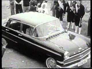 SPD - Wahlwerbung von 1961 mit Willy Brandt