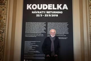 Josef Koudelka: Návraty, UPM Praha