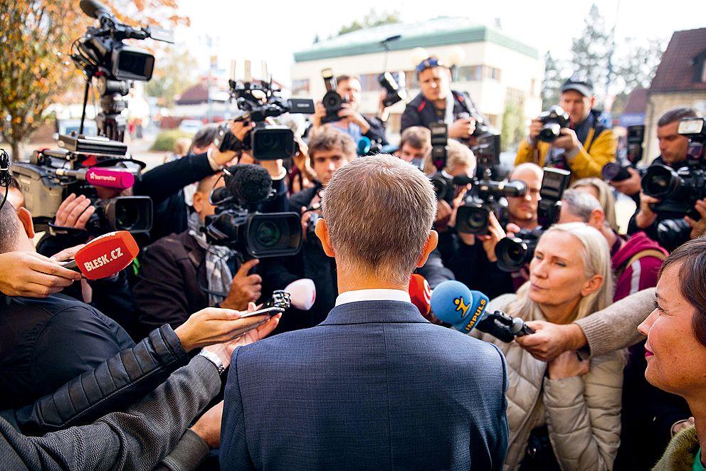 Tak pravil Andrej Babiš: Sněm ovnějším nepříteli