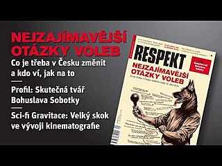 Erik Tabery představuje Respekt 41/2013