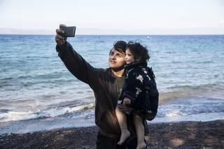 Exodus Lesbos 2015