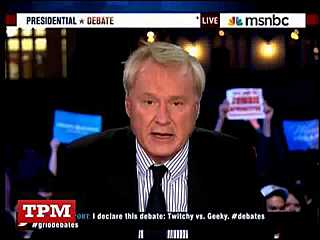 Chris Matthews Unloads On Obama's Debate Performance