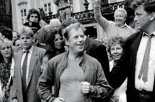 Havel je zpět