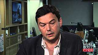 "Thomas Piketty Discusses, ""Capital In The 21st Century"" with Ryan Grim and Alexis Goldstein"