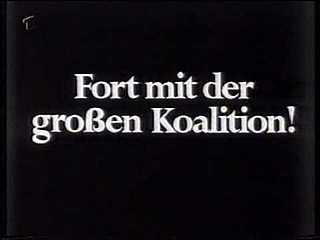 FDP - Wahlwerbung von 1969