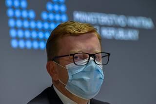 Nový šéf antimonopolního úřadu Mlsna byl vybrán v tajné frašce