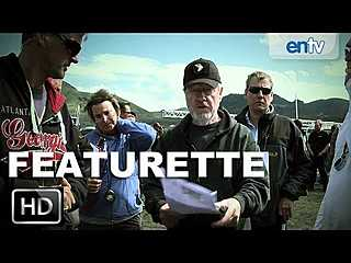 Prometheus Official Featurette 2 [HD]: Behind The Scenes with Ridley Scott & The Cast: ENTV