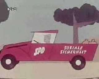SPD Wahlwerbespot 1957