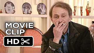 BIFF (2014) - The Kidnapping Of Michel Houellebecq CLIP - French Drama Movie HD