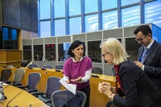 Babiš vysvětlil poslancům, co si Jourová nebude myslet v Bruselu