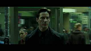 The Matrix Trailer HD