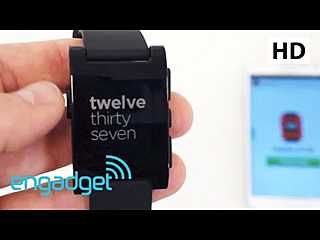 Pebble Smartwatch Review | Engadget