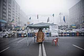 revoluce na ukrajine
