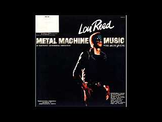 Lou Reed Metal Machine Music, Part 1 (HQ)
