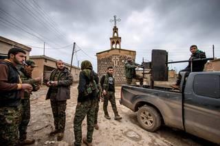 Putin toho Erdoganovi v Sýrii moc nepovolí