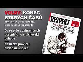 Erik Tabery představuje Respekt 40/2013