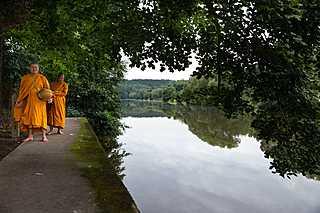 Budhisticke centrum Kolodeje